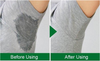 Image of Disposable Underarm Sweat Pads for Clothing