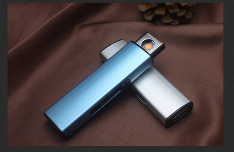 USB Electronic Rechargeable Cigarette Lighter
