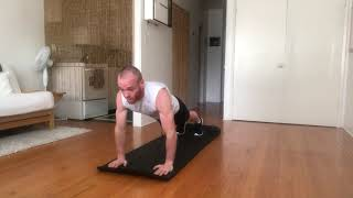 Getting the most out of pushups