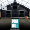 PRO HUT GREENHOUSES provide you a complete Blackout kit.