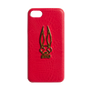 24k Alligator Red Luxury Phone Case