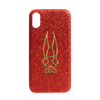 Glitter Glamour Red Phone Case