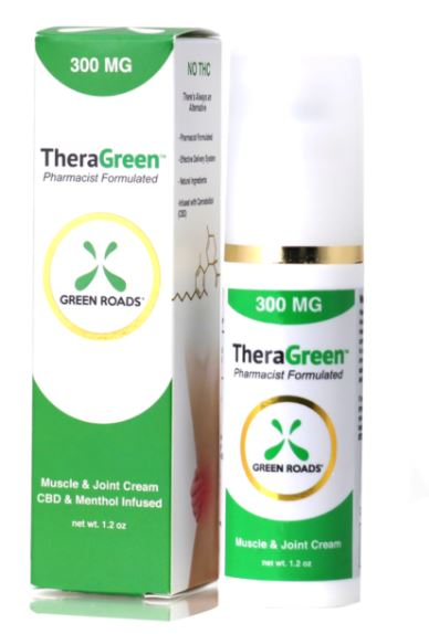 CBD Thera Green