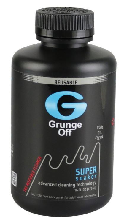 Grunge Off 16oz Cleaning Solution