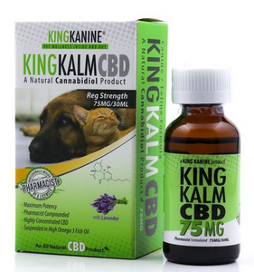 King Calm CBD 75MG