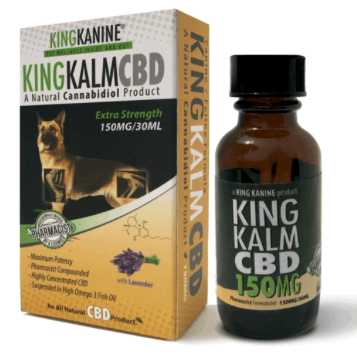 King Calm CBD 150MG