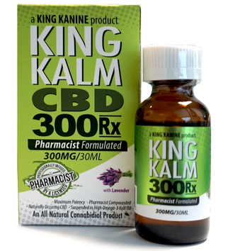 King Kalm CBD 300MG