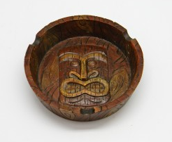 Tiki Mask Ashtray