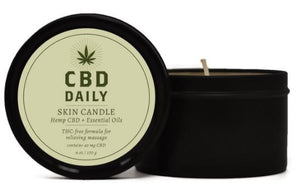 CBD Daily Skin Candle
