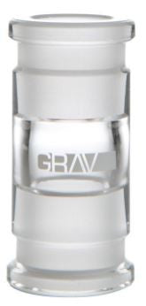 Grav Female-Female Straight Adapter