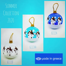 Load image into Gallery viewer, Glass Baubles Mykonos Windmill IN STOCK NOW