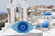 Load image into Gallery viewer, Evil Eye Mykonos