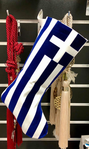 Greek Christmas Stockings