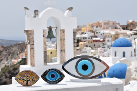 Evil Eye Santorini Arrives November