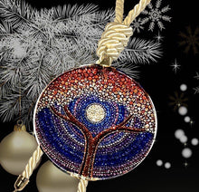 Load image into Gallery viewer, Lucky Charm Shimmer Tree of Life