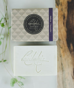 Lavender & Almond Oil Soap Bar