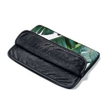 banana leaf laptop sleeve