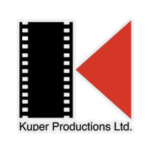kuper productions sticker (multiple sizes)
