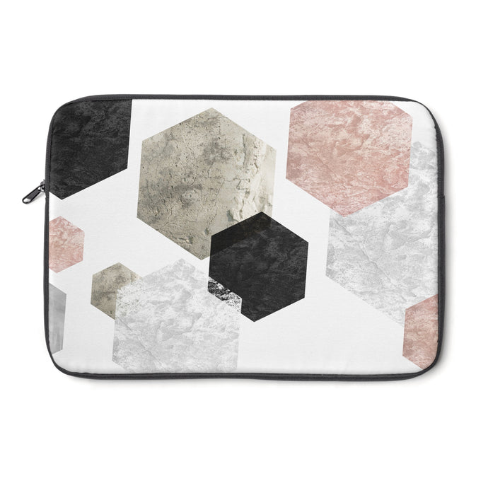 rose hex laptop sleeve