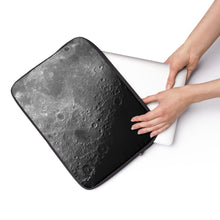 moon laptop sleeve