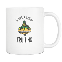mrs. doubtfire run by fruiting mug