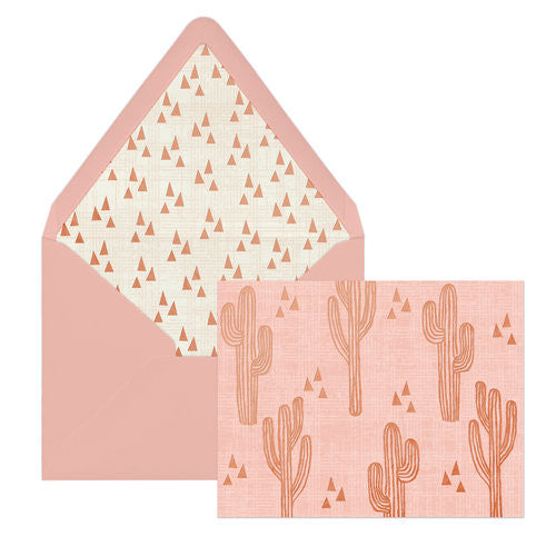 cactus cuties blank notes