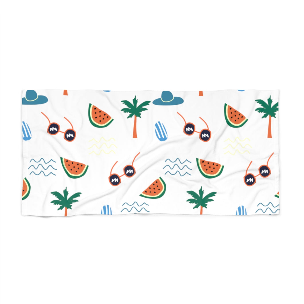 beach daze towel