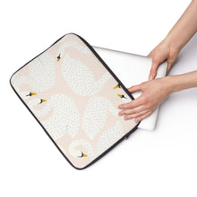 swan laptop sleeve