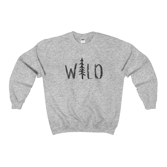 wild heavy crewneck sweater (more colours)