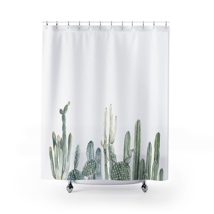 Cactus Shower Curtain 74