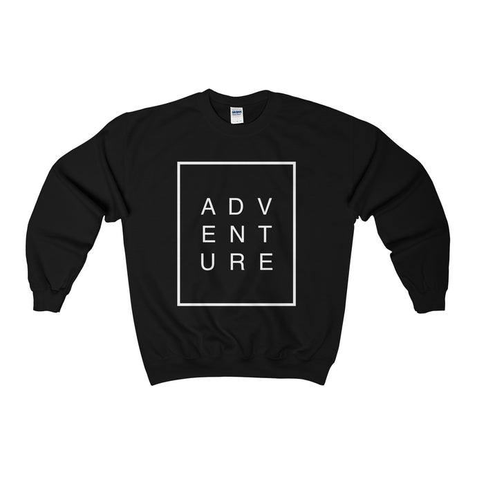 adventure heavy crewneck sweater (more colours)