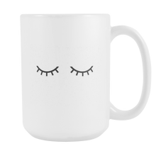 bat your lashes mug