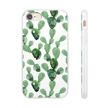 watercolour cactus iphone case