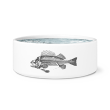 fish bone bowl