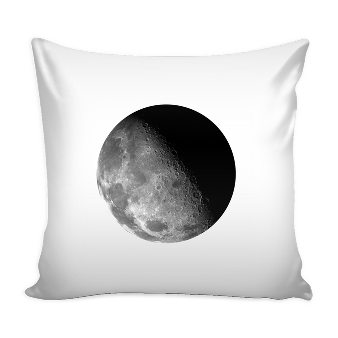 moon pillow cover