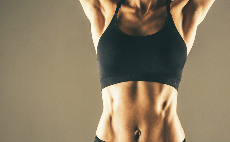 The Reason Why You're Not Getting Toned