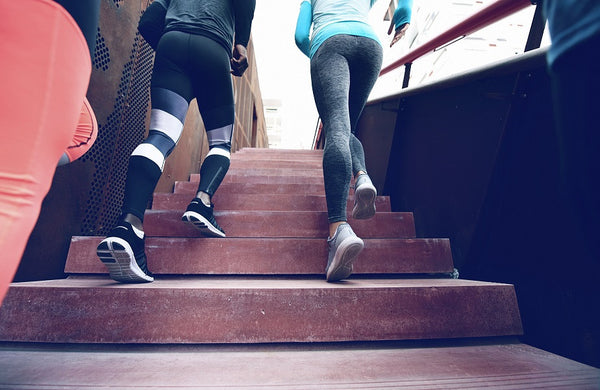 Fitoru Stair Workouts