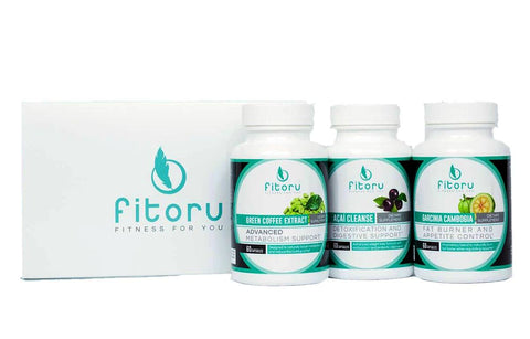 Fitoru SlimPack 30 Days Supply with 58% OFF + Free Shipping