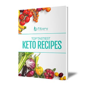 BHB Oil Powder - 2 Canisters + FREE Top Tastiest Keto Recipes eCookbook