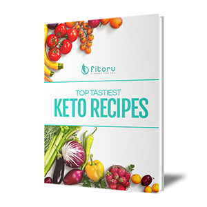BHB Oil Powder - 2 Canisters + FREE Top Tastiest Keto Recipes eCookbook (Special Deal)