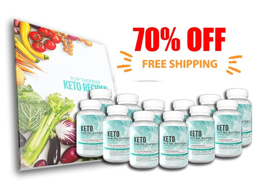 Fitoru Keto Premium Support Combo 180 Days Supply + Free Shipping + Top Tastiest Keto Recipe eCookbook