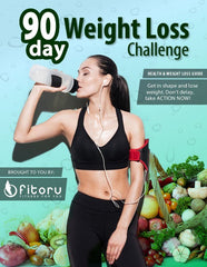 90 Day Weight Loss Challenge Guide