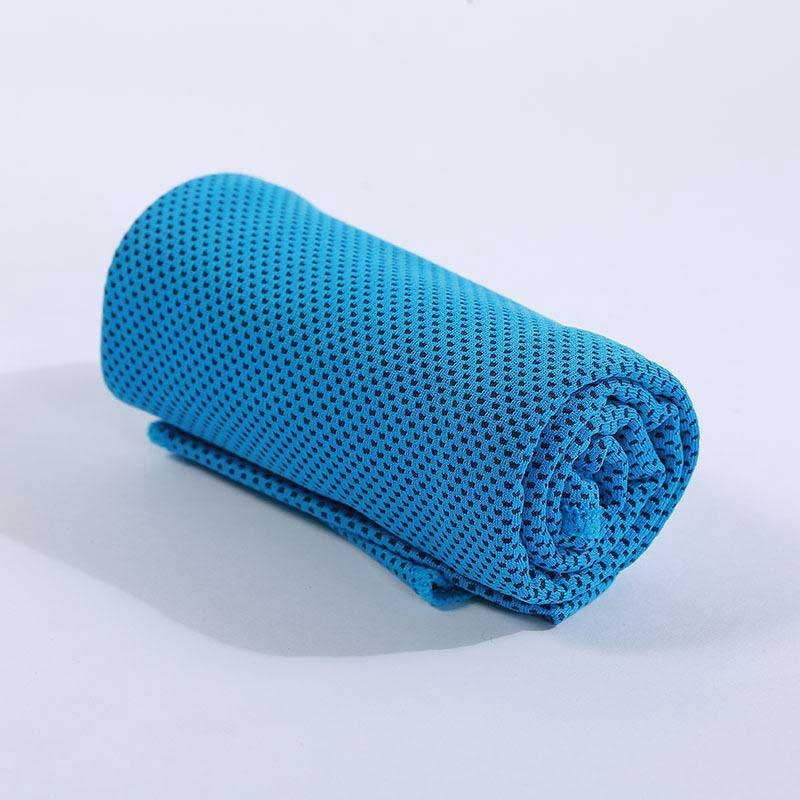 Double Layer Towel, for Instant Cooling and Heat Relief