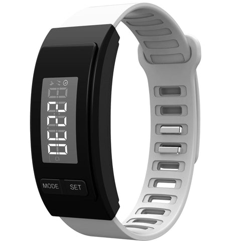 Simple and Convenient Sporty Fitness Tracker Bracelet