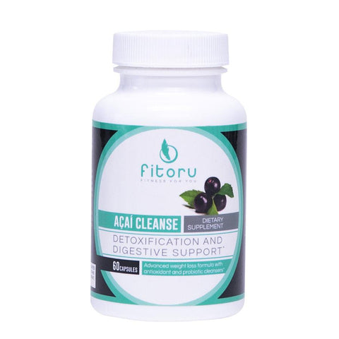 Acai Cleanse - Detoxification And Digestive Support