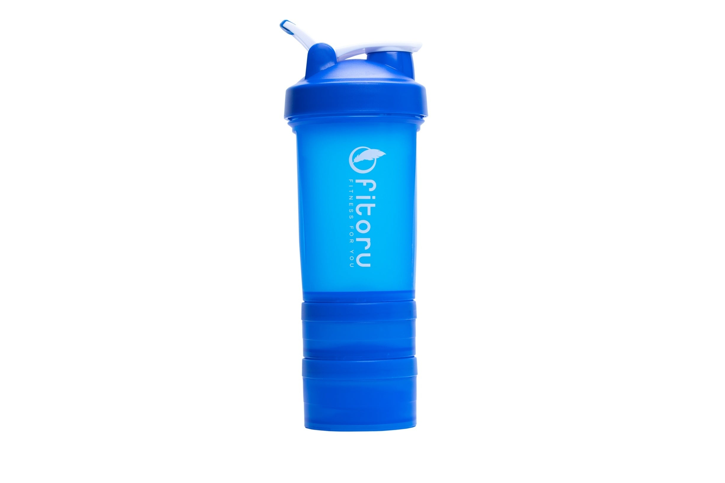 Shaker Bottle with Multi-Layer Storage System 40% OFF!