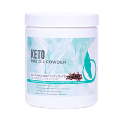 BHB Oil Powder Chocolate