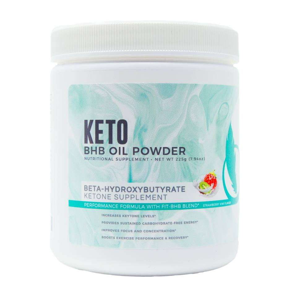 Keto BHB Powder 3 Canisters with 40% Off