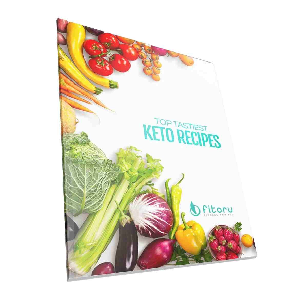 Fitoru Keto Support Combo 60 Day Supply with Top Tastiest Keto eCookbook
