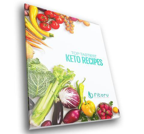 Top Tastiest Keto Recipes e-Cookbook